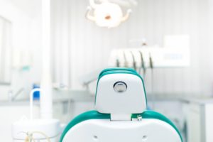 a clean dental office